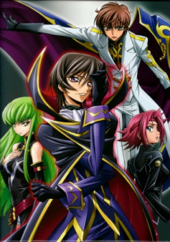 7 Anime Like Code Geass