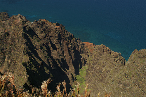 View from Kalalau Viewpoint