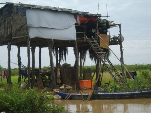House on stilts