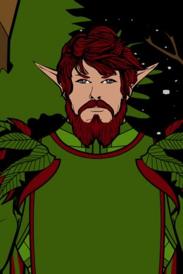King Arvid of the Elves of Charm