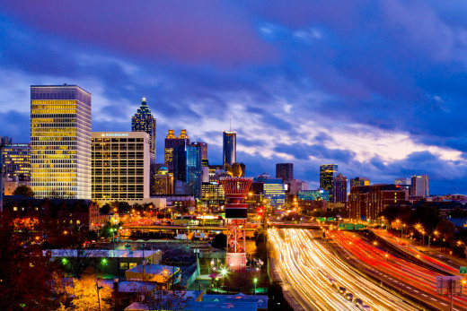 Atlanta, GA. has become the South's Performing Arts and New Business Mecca for musicians, Entrepreneurs, Filmmakers much like Silicon Valley is the mecca for New Technology development.
