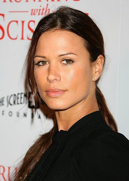 Rhona Mitra  stars in The Croupier available on Netflix in August.