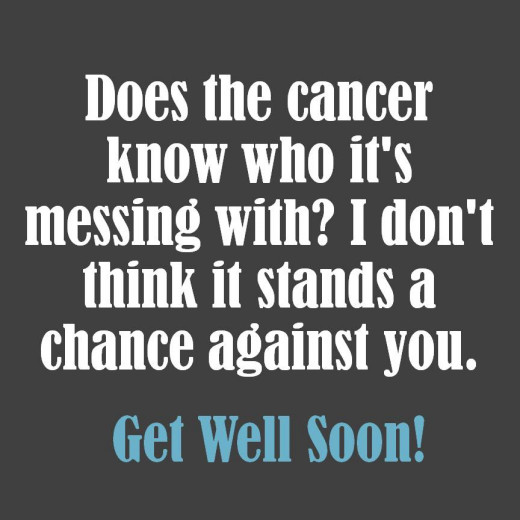 Get Well Scripture Quotes: Get Well Wishes For Cancer: What To Write In A Card