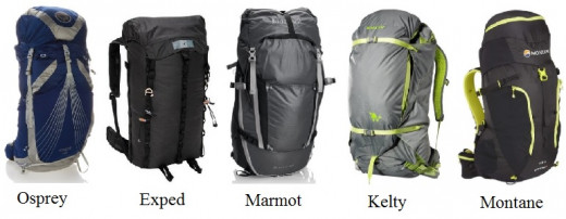 The Best Five Hiking Multi Day Backpacks