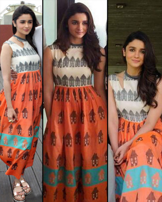 Alia Bhatt's style is summery and sexy. The Humpty Sharma Ki Dulhania actress stepped out in four different looks for her film's promotions.Visit Biscoot showtym  for more http://www.biscoot.com/showtym