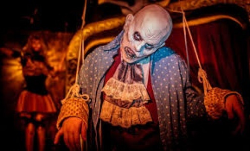 Each and every year Halloween is a special event at Knott's Berry Farm complete with haunted houses, demons, ghosts and spooky music.