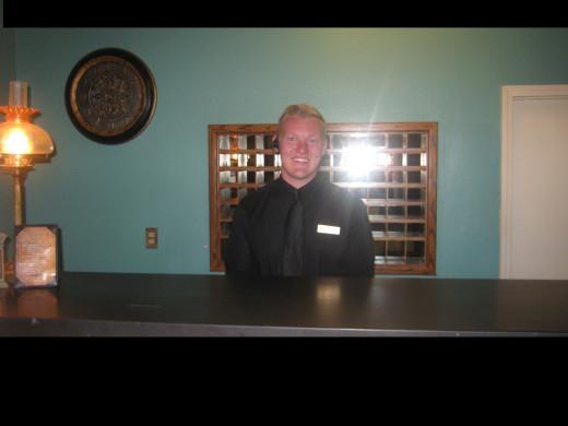 Friendly Guest service Awaits