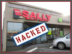 Rachael O'Halloran's Hack Report: Sally Beauty Supply Stores