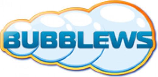 Bubblews.com logo