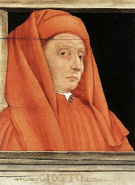 Giotto Portrait