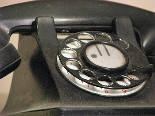 Old Rotary Phones with VoIP