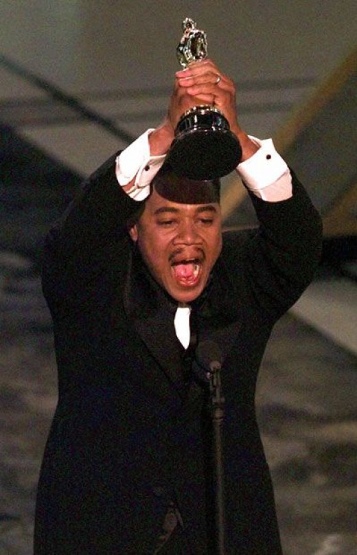 Cuba Gooding Jr. on Oscar night