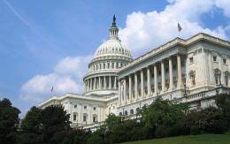 U.S. Capitol building, south side. (House of Representatives)