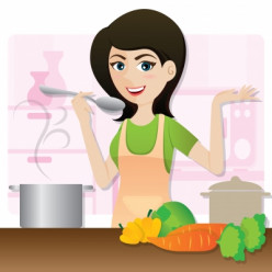 What are some tips to help one transition to a vegetarian diet?