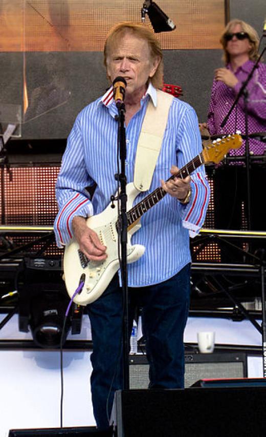 Al Jardine 2012
