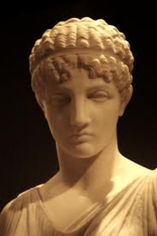 Women Were Powerful In Ancient Greece