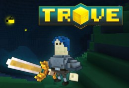 Trove by Trion Worlds running via Glyph