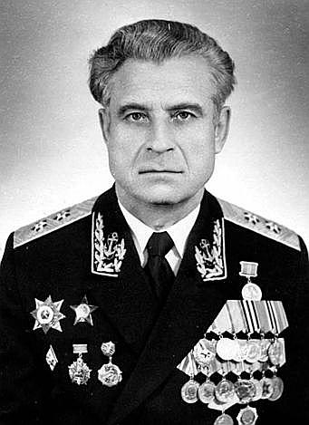 Vasili Arkhipov, the man who saved the world.