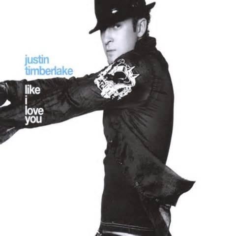Like I Love You By Justin Timberlake