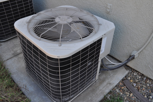 A typical A/C Unit