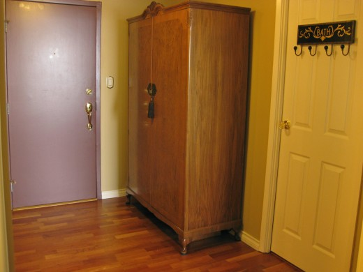 The wardrobe is an incredibly versatile piece of furniture that you can find a use for in practically any home.
