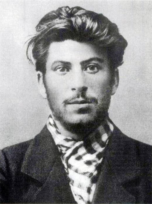 It's a good thing this handsome gentlemen wasn't the officer on duty. Why? He's Joe Stalin, murderer of 50 million people. Almost as bad as if WW3 had begun in 1983.