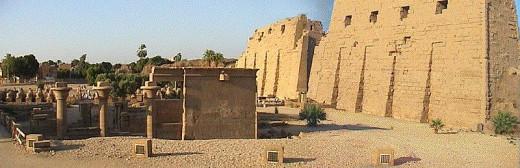First Pylon at Karnak