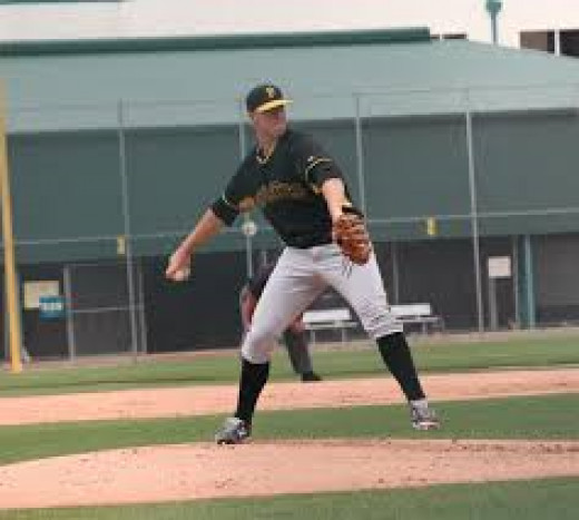 Nick Kingham is building on his breakout season last year in the Pirates farm system.