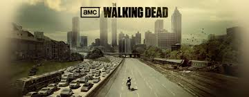 The Walking Dead - Hit US TV Series (Your Friday Evening Entertainment Lined Up)
