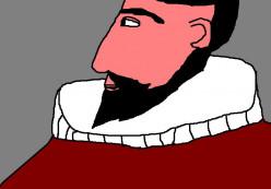 Miguel Cervantes.