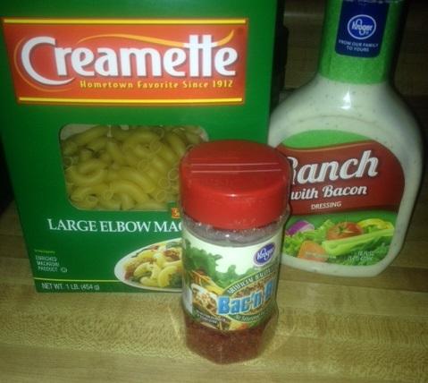 Easy Creamy Salad