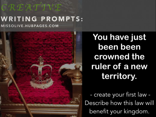 creative writing journal prompts for high school