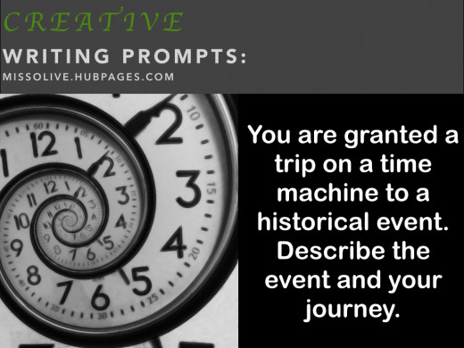 fun creative writing prompts for adults