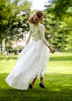 Steal Her Style: Olivia Palermo's Wedding Look