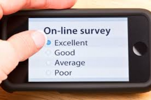Online Surveys - Now Surveys Can be Done Using Apps!