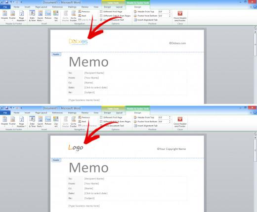 Screenshot of Dotxes® Template