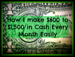 How I make $600 to $1,500 in Cash Every Month Easily by Renting out my Closet in NYC