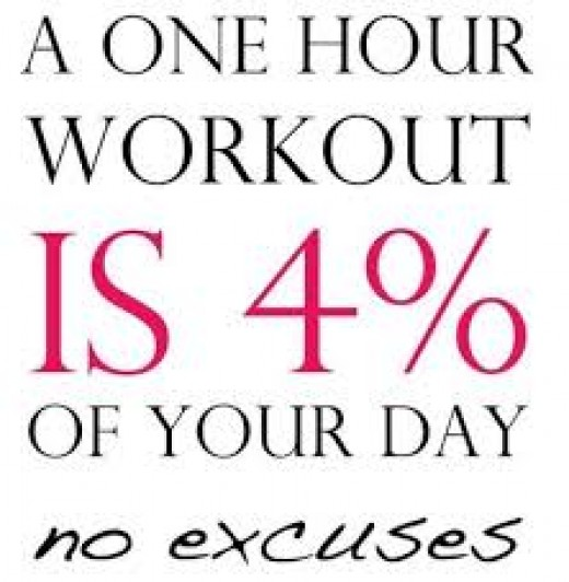 No excuses allowed