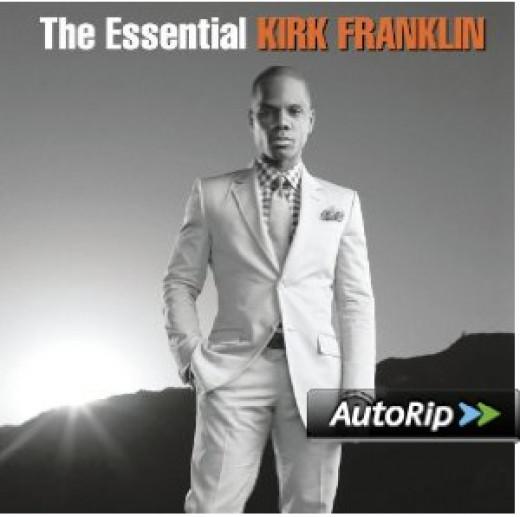 Kirk Franklin, a gospel singing mogul, television host and entrepreneur.