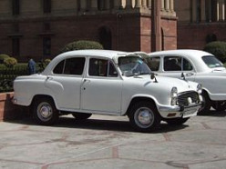 Vintage Cars :History of the Ambassador is the History of India