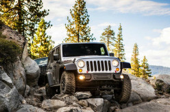 How to Install a Polyurethane Lift Spacer Kit on a Jeep Wrangler JK