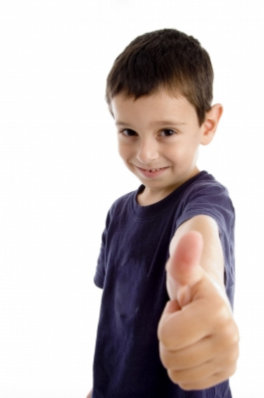 Studies indicate that an  authoratative parenting style is the best model to bring up well adjusted children.