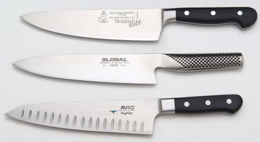 Selecting The Very Best Kitchen Chef Knives Hubpages