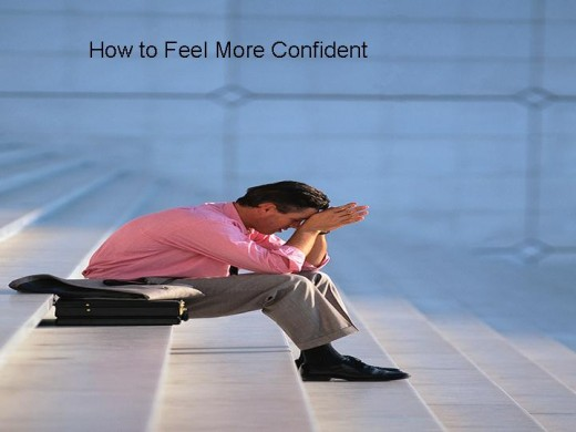 Teach yourself to be more confident