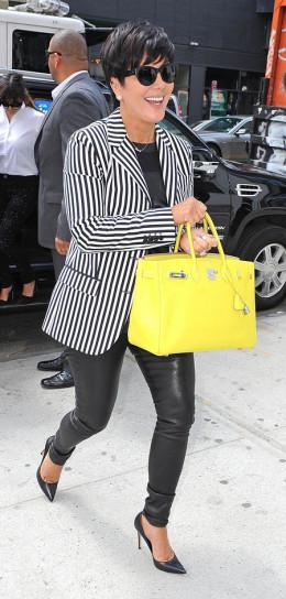 Kris Jenner 58 Years Old