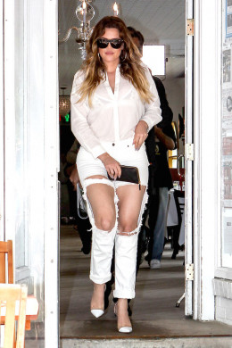 Khloe Kardashian 30 years old