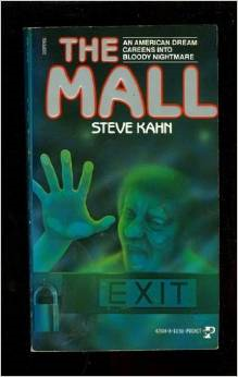 Cover of The Mall by Steve Kahn