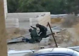 Tariq's pummeling by Israeli police