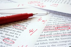 Editing Your Novel?--What Editing Style is Right For You?