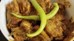 Bengali Style Chicken Kosha